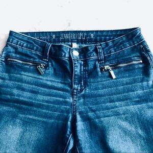 Jennifer Lopez Jeans Skinny Ankle